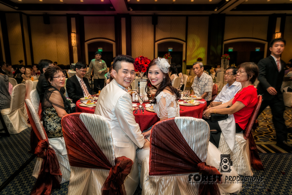 Wedding Photography Dinner