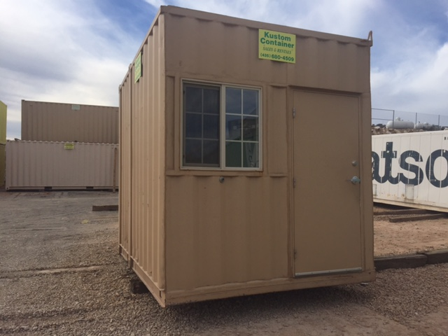 11' office with heating and air conditioning $3800