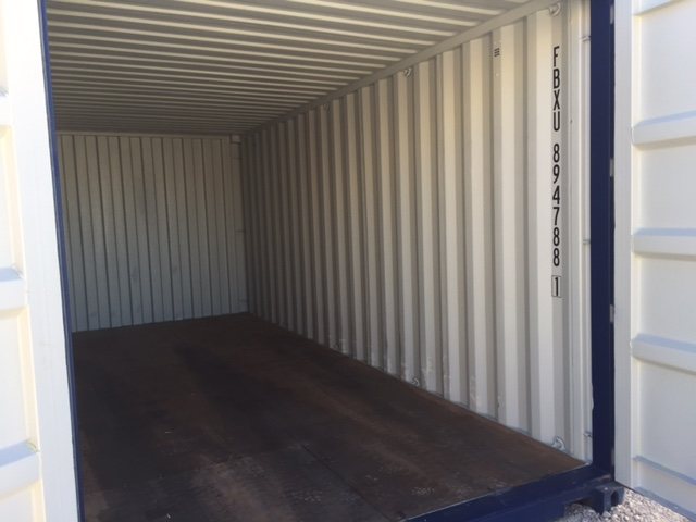 20' new 1-trip container $3150.00