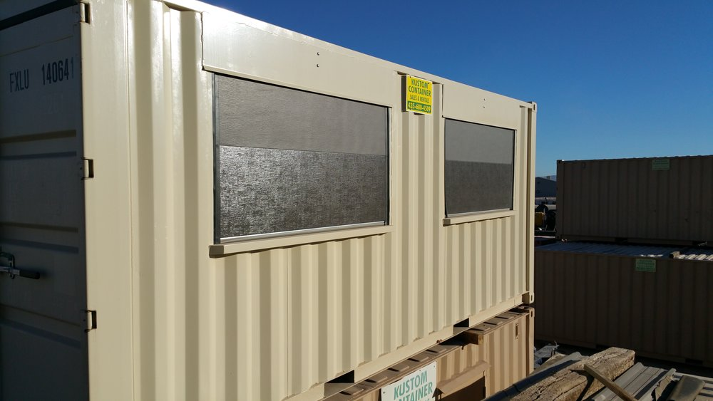 20' concession stand $5750.00