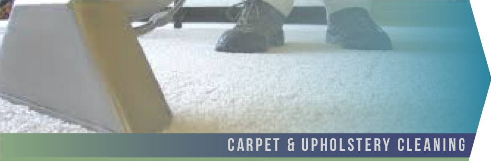 Carpet & Upholstery Cleaning   We offer several efficient methods to clean carpet and upholstery, from daily spot maintenance to deep steam cleaning services Our teams have great success in lifting even the most stubborn stains and restoring upholstery and carpet to their most attractive states.