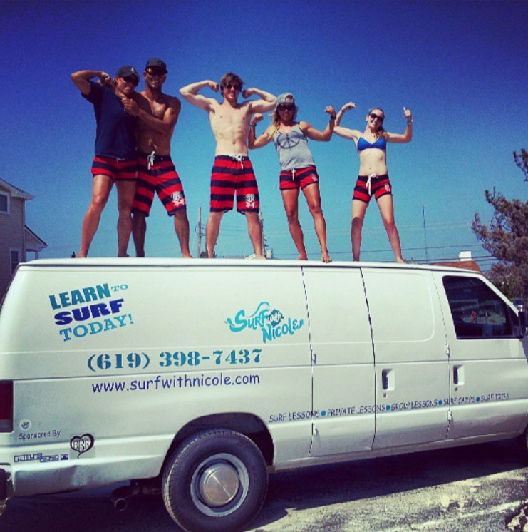 Become a Surf Instructor! - We are always looking for new talent!