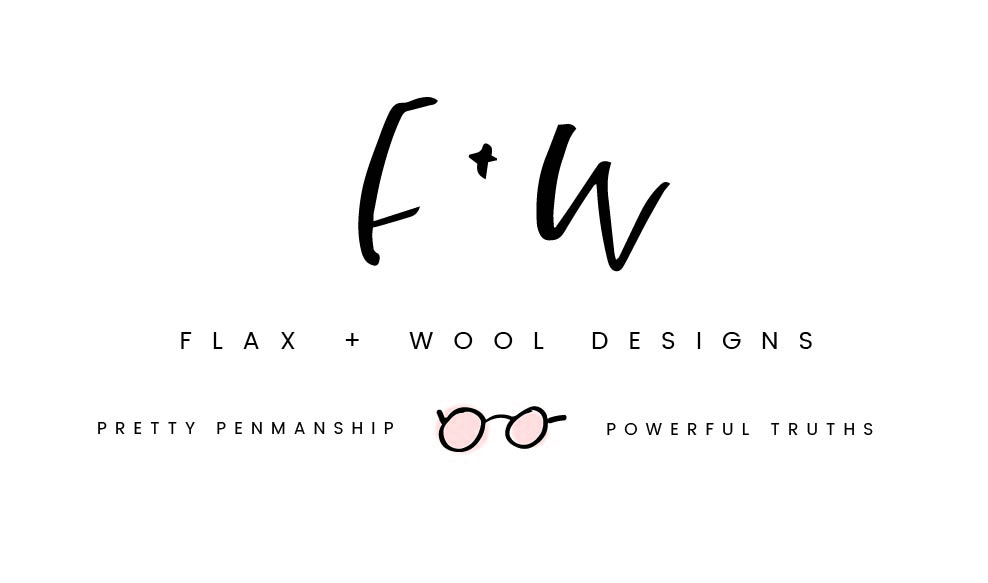 Flax + Wool Designs