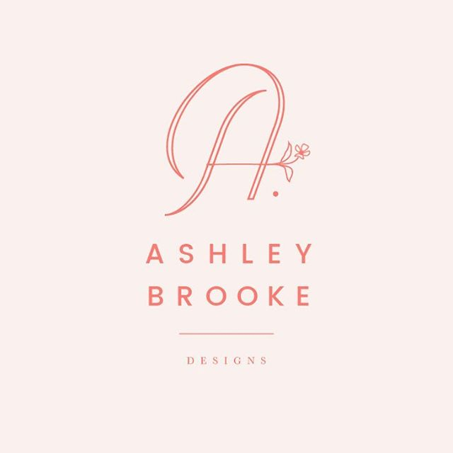 Told you it's been all secrets over here! We've been working our tail off with some seriously incredible brands. I'm so thrilled to see @ashleybrooke launch her brand new website and still over the moon I was able to create a whole new look for the brand ✨🎉 Even more exciting and rewarding is watching someone walk in faith, even in their business decisions. Ashley has some really, really amazing news over on her blog so go catch up on why this Wednesday is one for the books! #branding #design #logo #designer