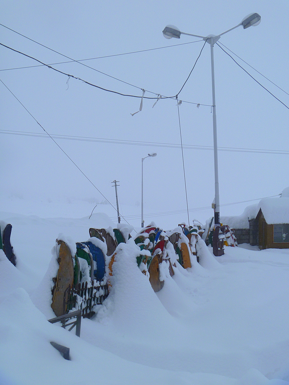 Hopefully the entrance to Gulmarg looks like this upon your arrival.