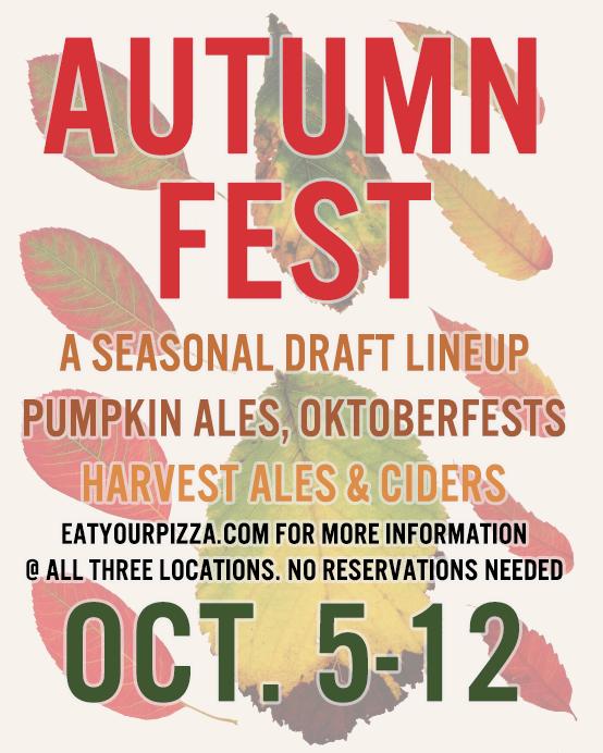 Autumn Fest 2015