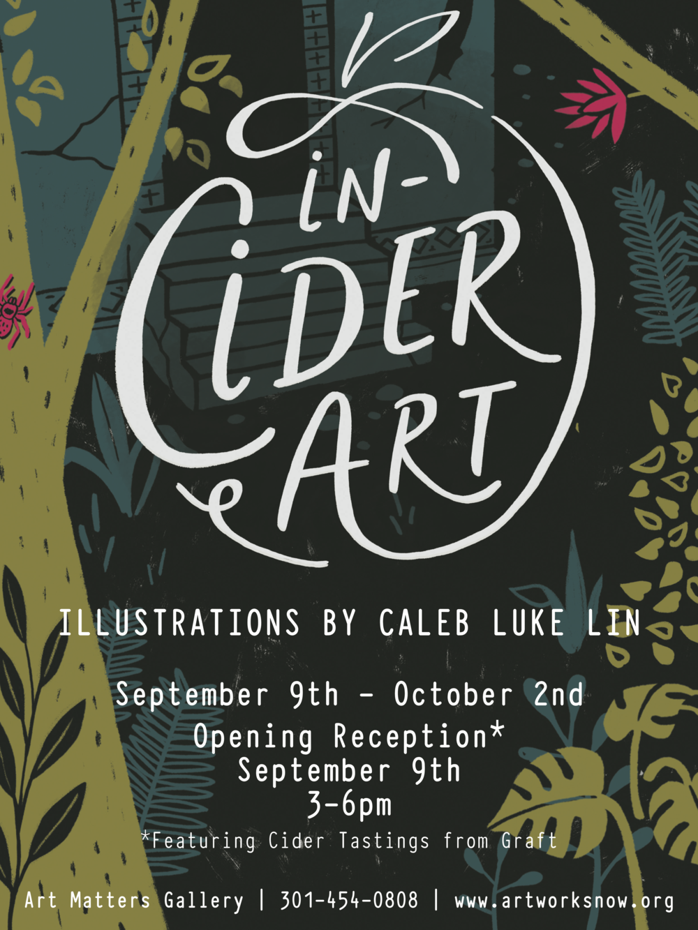 In-Cider Art show poster.png