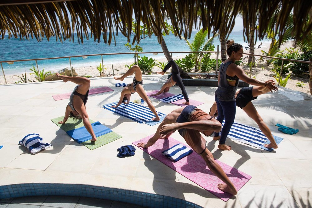 Namotu Island Resort, Fiji