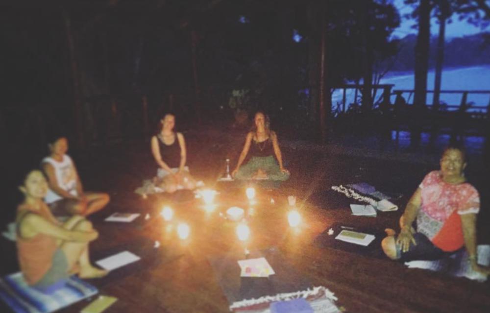 Exploring the Chakras Yoga Retreat, Costa Rica