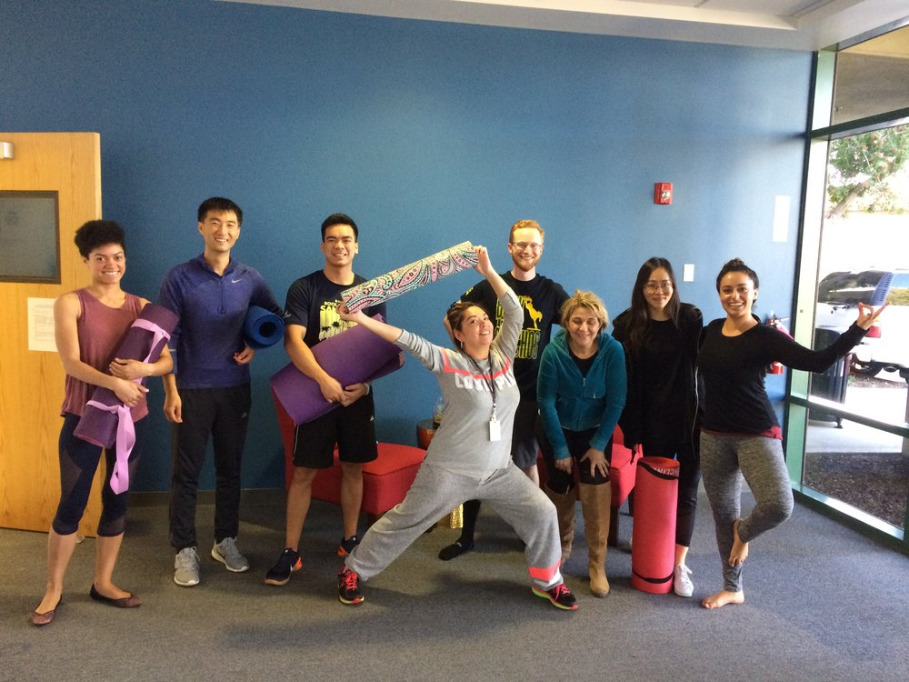 Heliotrope Corporate Yoga, San Francisco