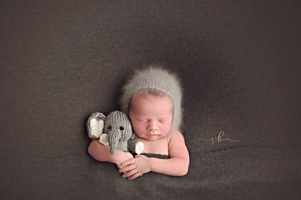 Jack at his newborn session