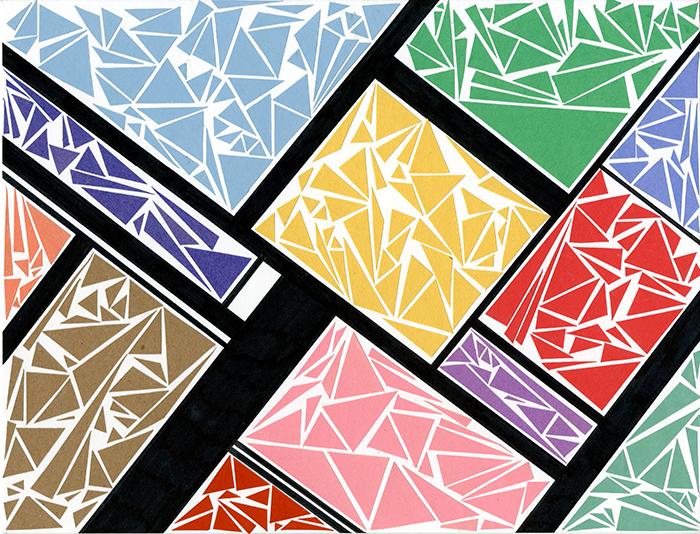 Jake Stiehl, color chart