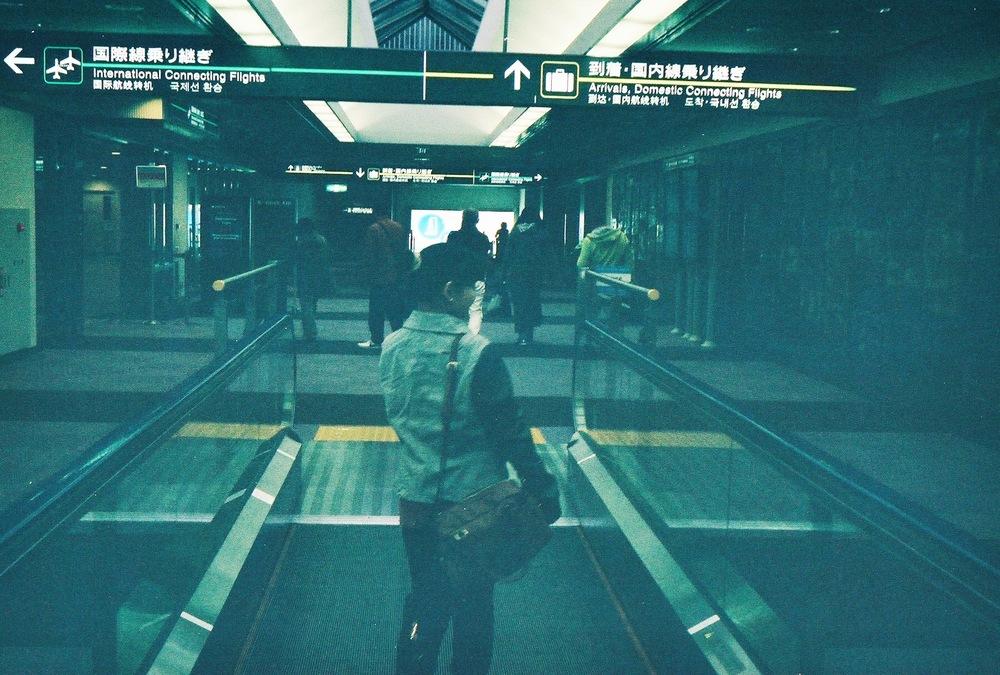 Divine Tio Tokyo Japan Narita Airport- Atis Puampai