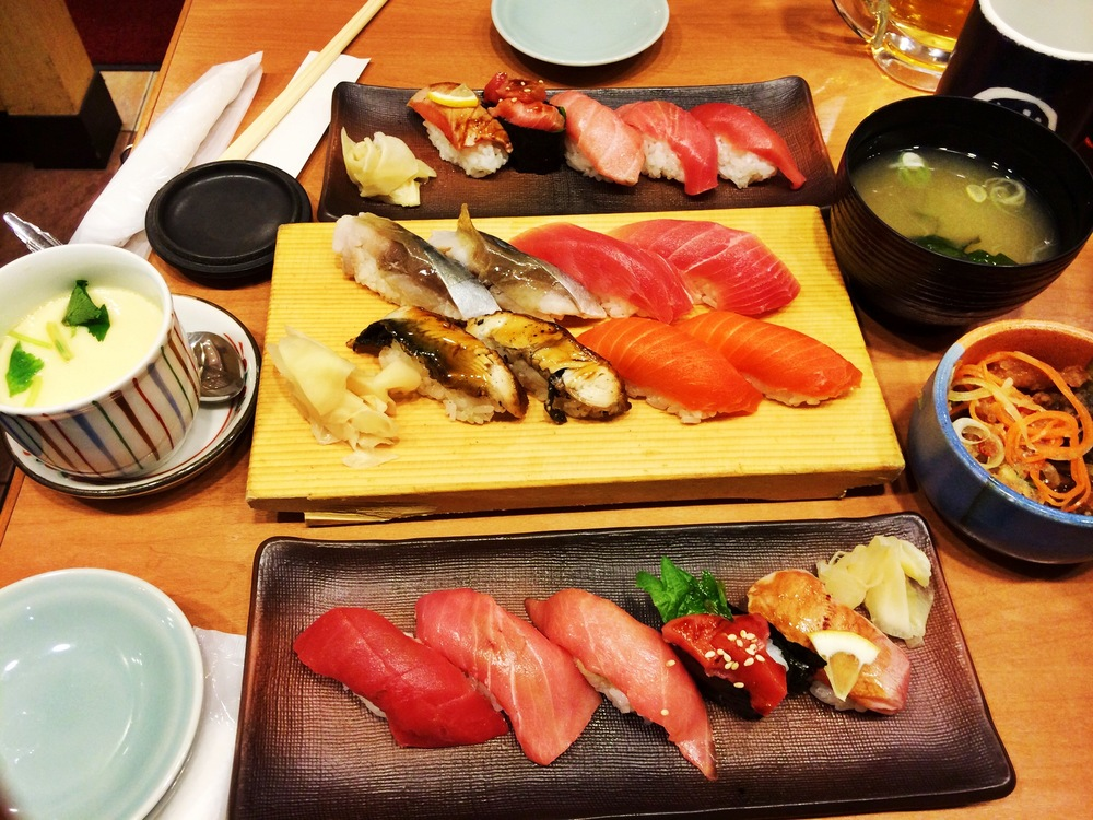 Divine Tio Tokyo Japan Sushi
