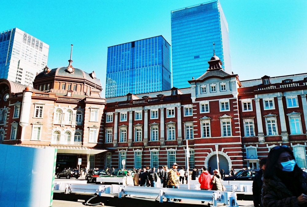 Divine Tio Tokyo Station Japan