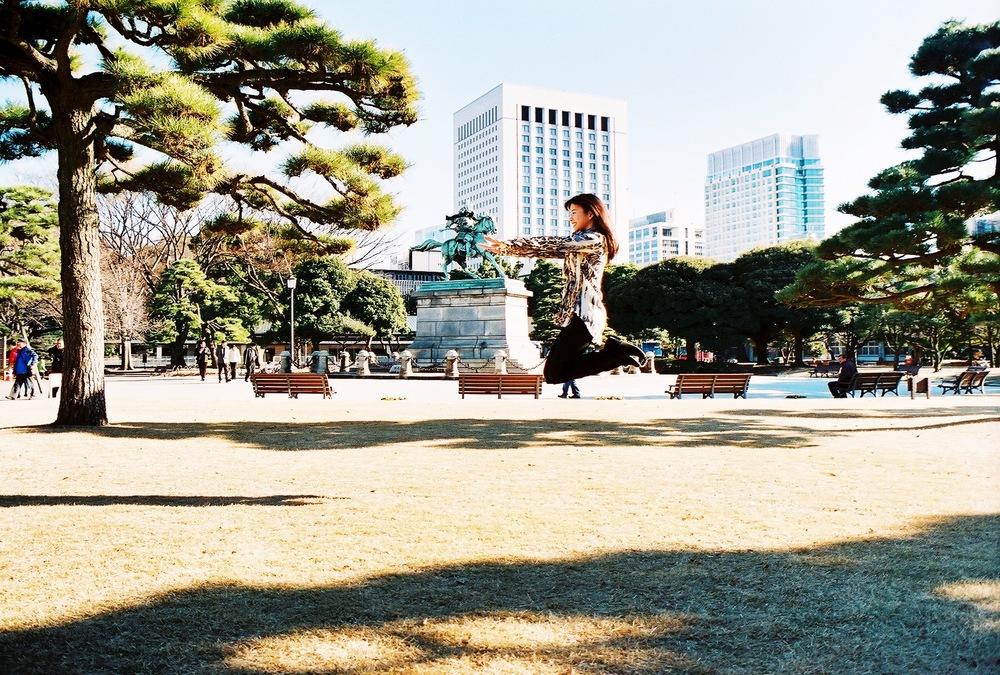 Divine Tio Kusunoki Masashige Tokyo Japan