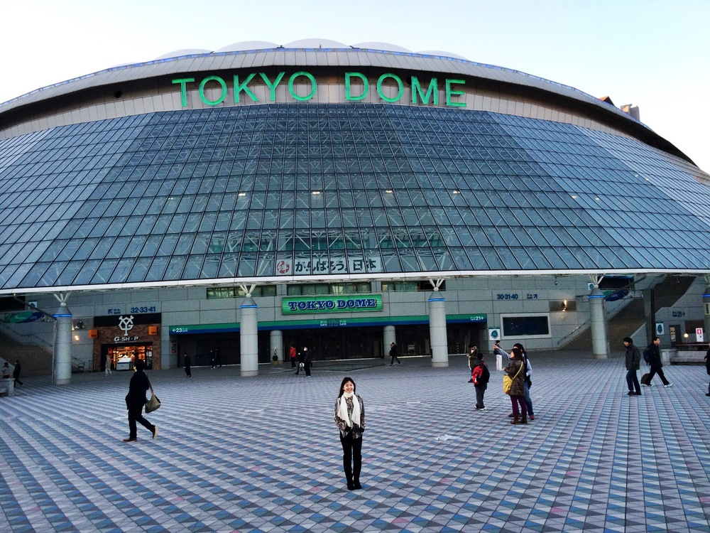 Divine Tio Tokyo Dome Japan