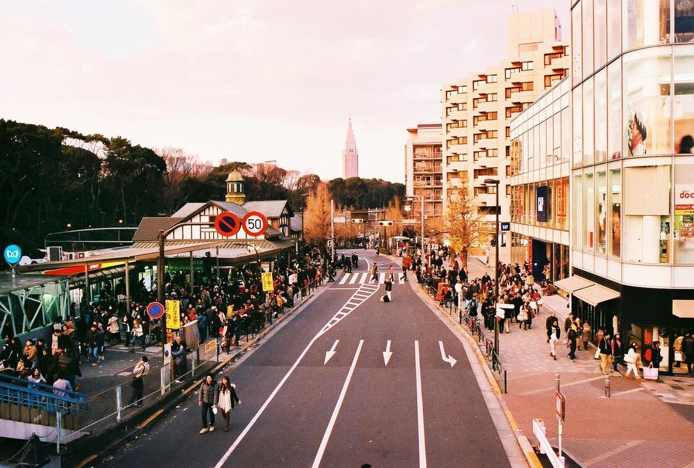 Divine Tio Harajuku Tokyo Japan