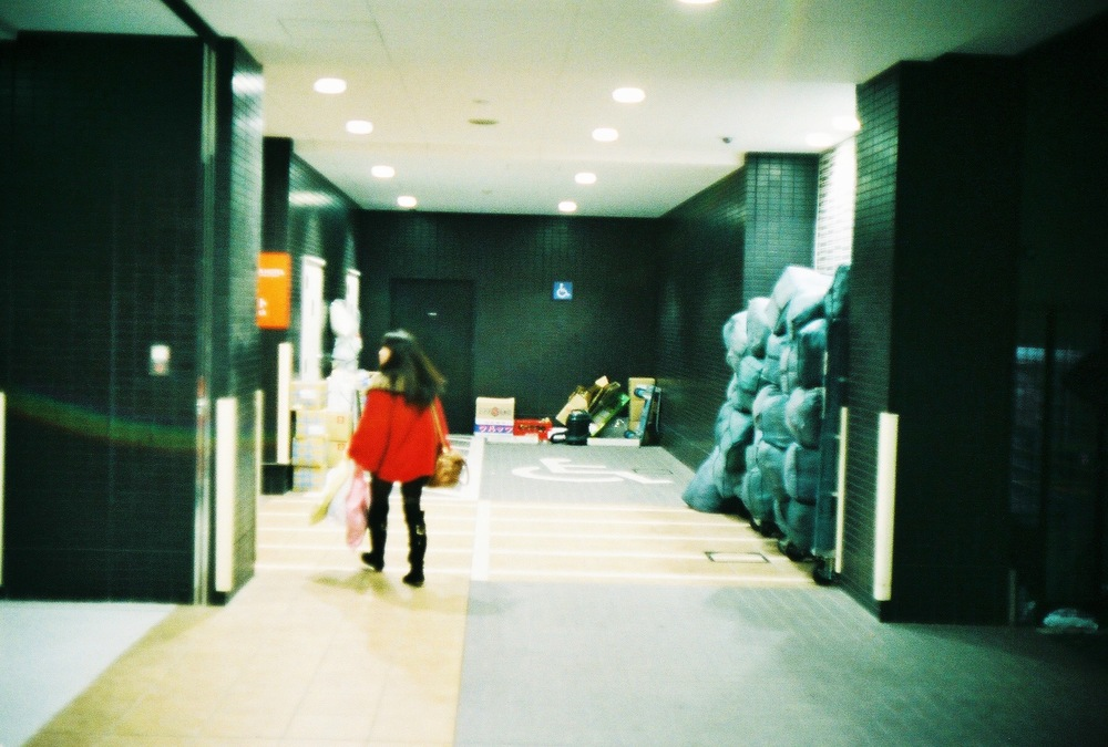 Divine Tio APA Hotel Ningyocho Tokyo Japan - Atis Puampai