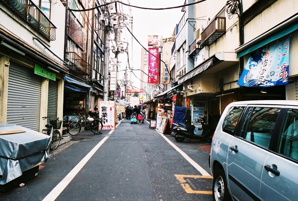 Divine Tio Tsukiji Tokyo Japan