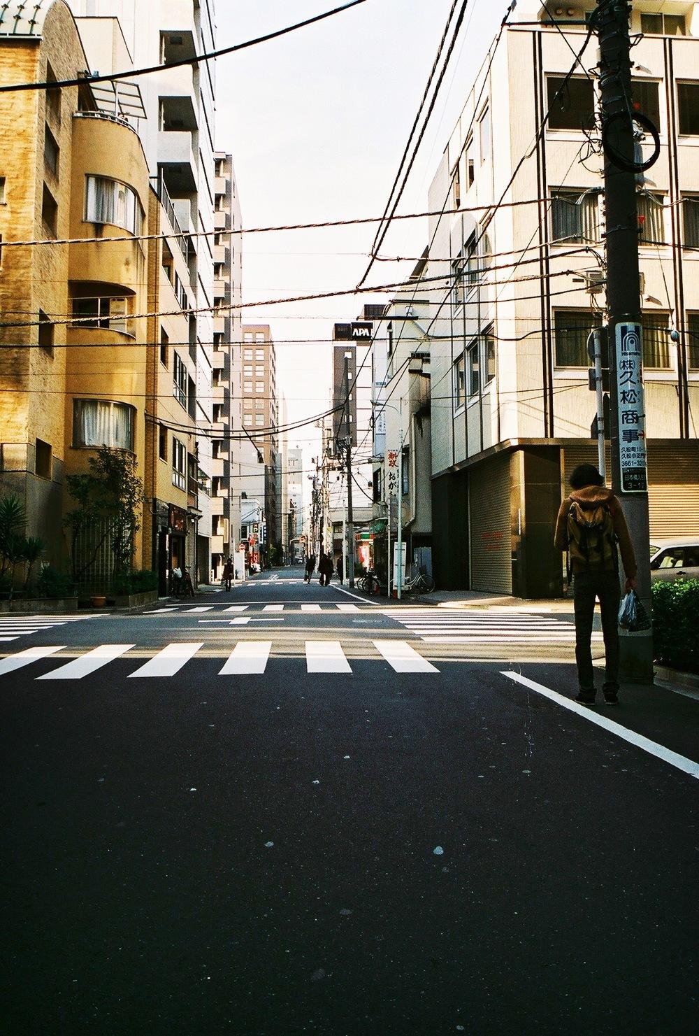 Divine Tio Ningyocho Tokyo Japan