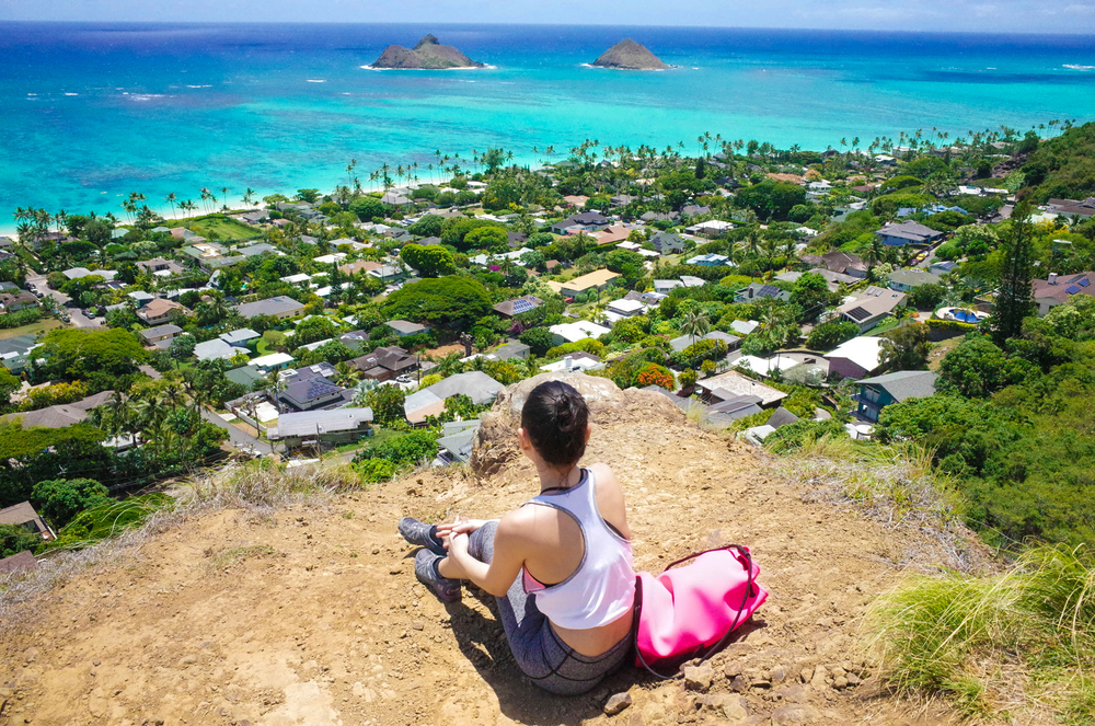 Divine Tio Lanikai Pillbox