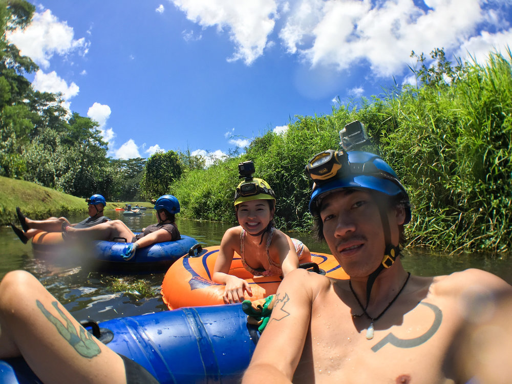 Divine Tio Kauai Backcountry Adventures Mountain Tubing