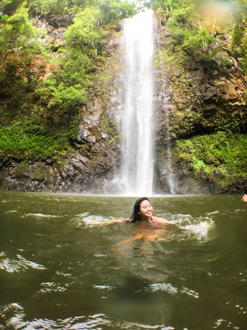 Divine Tio Wailua River Secret Falls