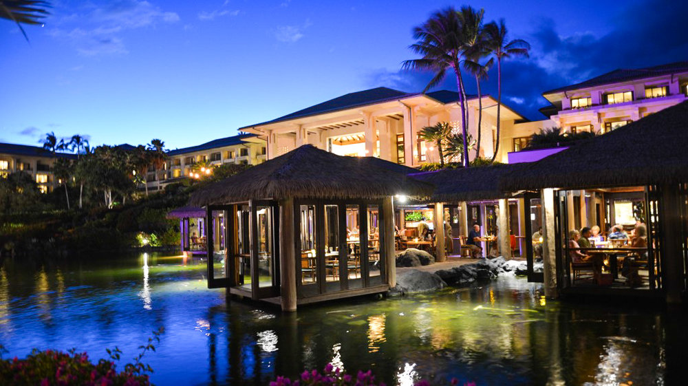 Tidepools, Grand Hyatt Kauai