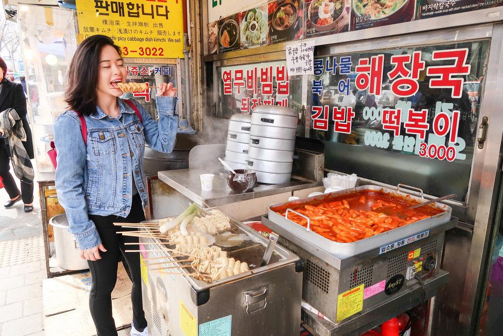 Divine Tio Seoul Food
