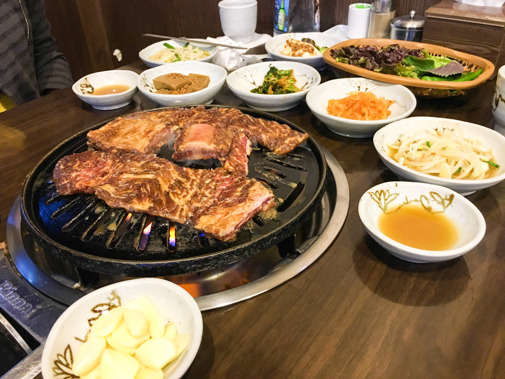 Divine Tio Kalbi Seoul