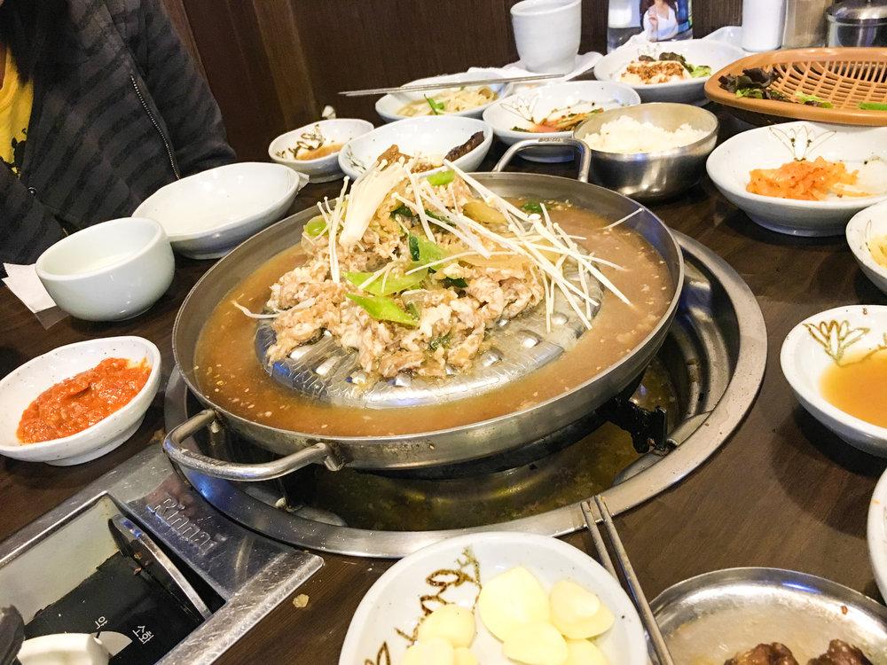 Divine Tio Bulgogi Seoul