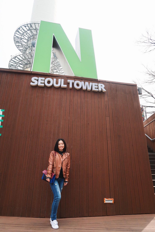 Divine Tio N Seoul Tower