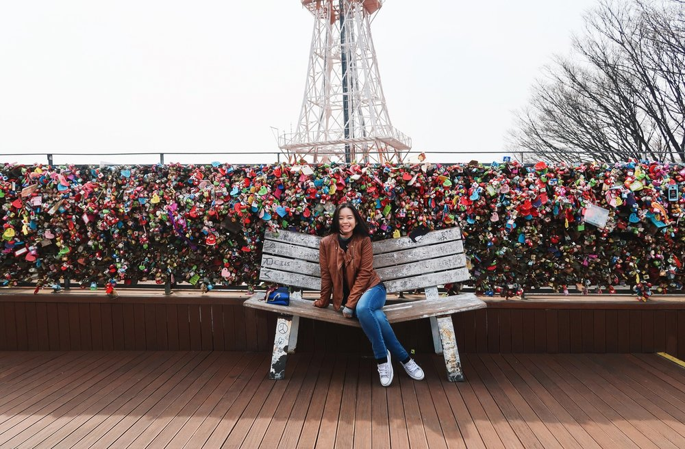 Divine Tio N Seoul Tower South Korea