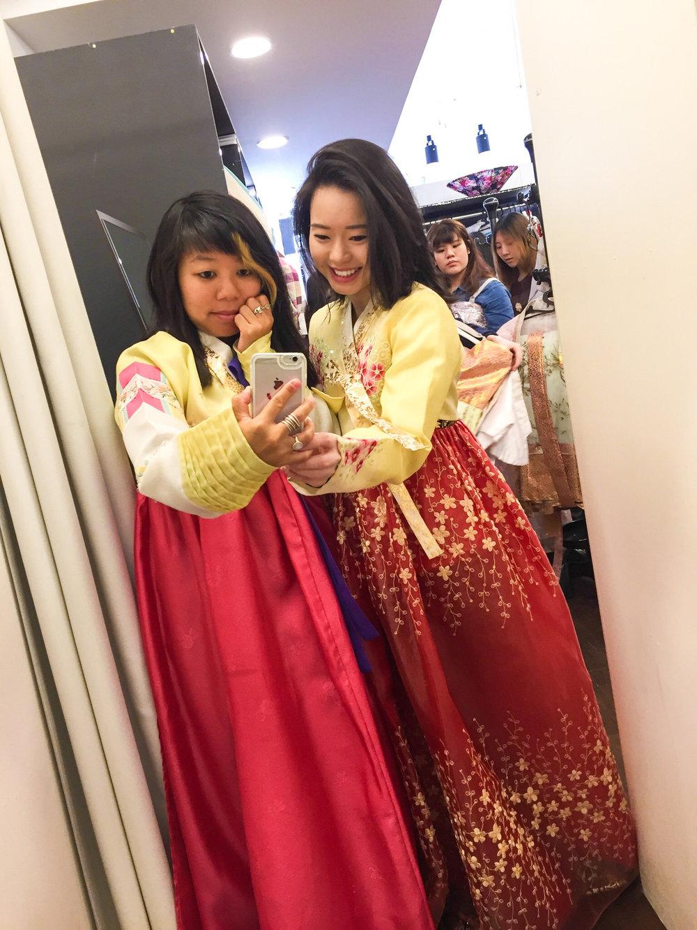 Divine Tio OneDay Hanbok Seoul
