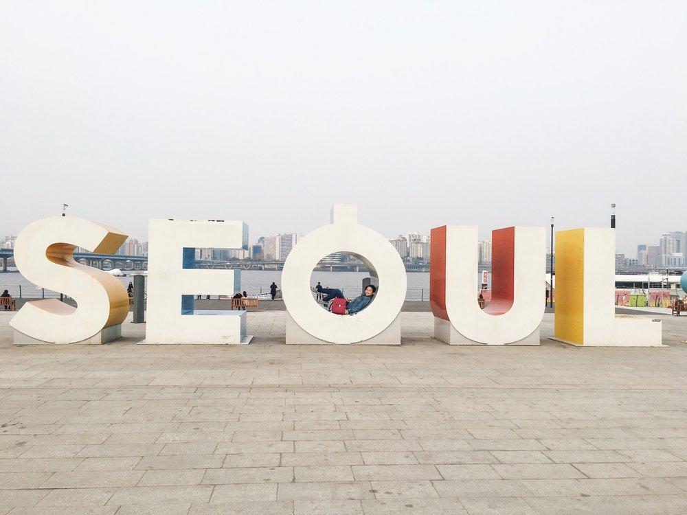 Heart & Seoul