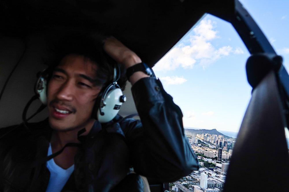 Divine Tio Atis Puampai Novictor Helicopter
