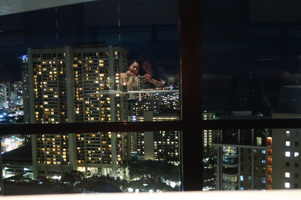Divine Tio Atis Puampai Sarento's Ilikai Waikiki