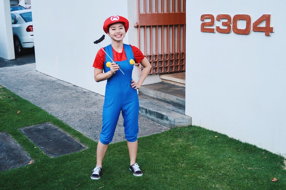 Divine Tio Super Mario Bros SuperGeeks Hawaii