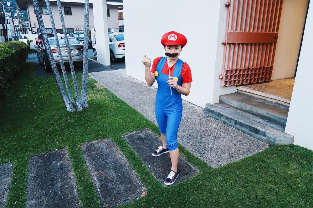 Divine Tio Super Mario Bros