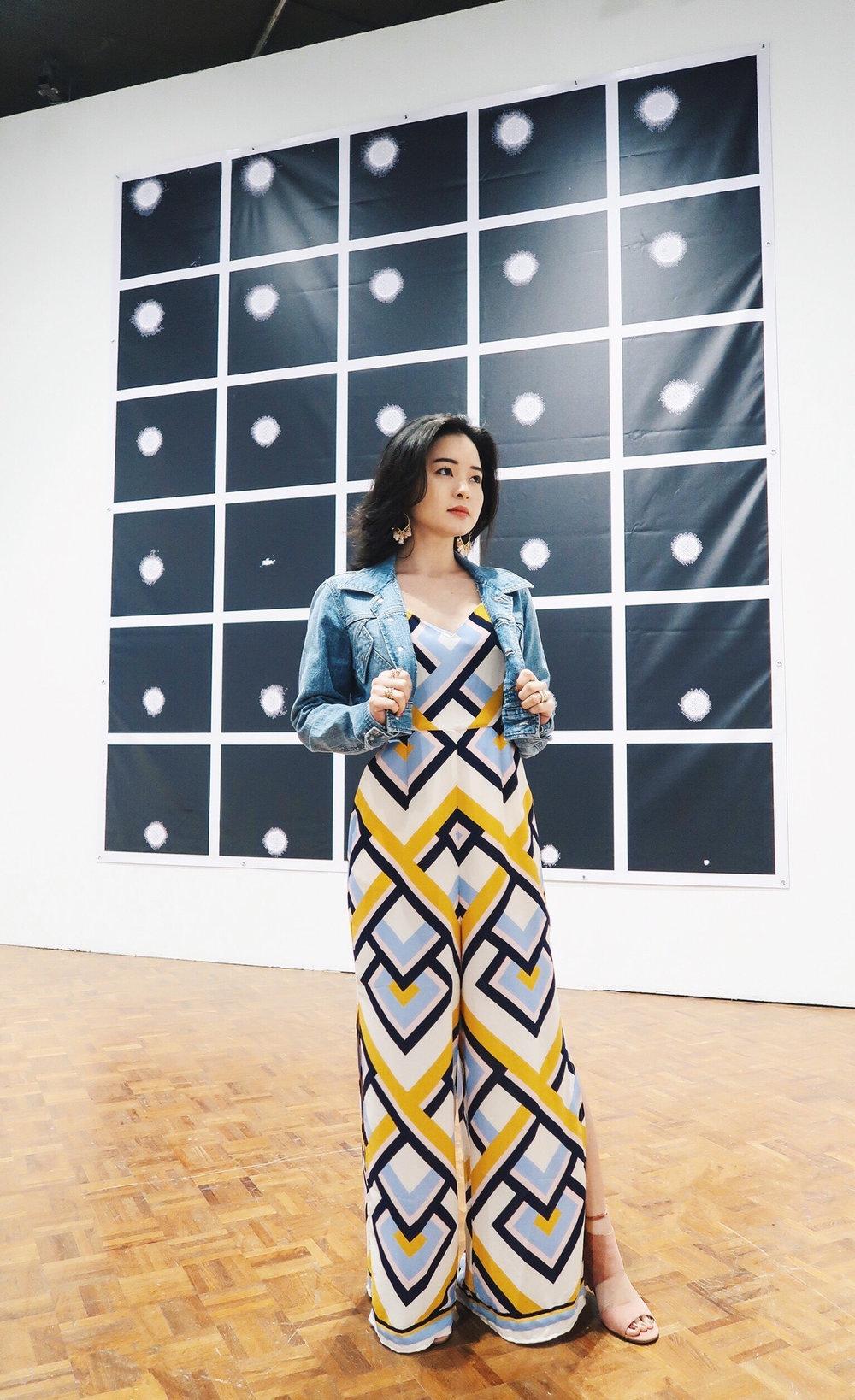 Divine Tio Sunstruck UH MFA 2018