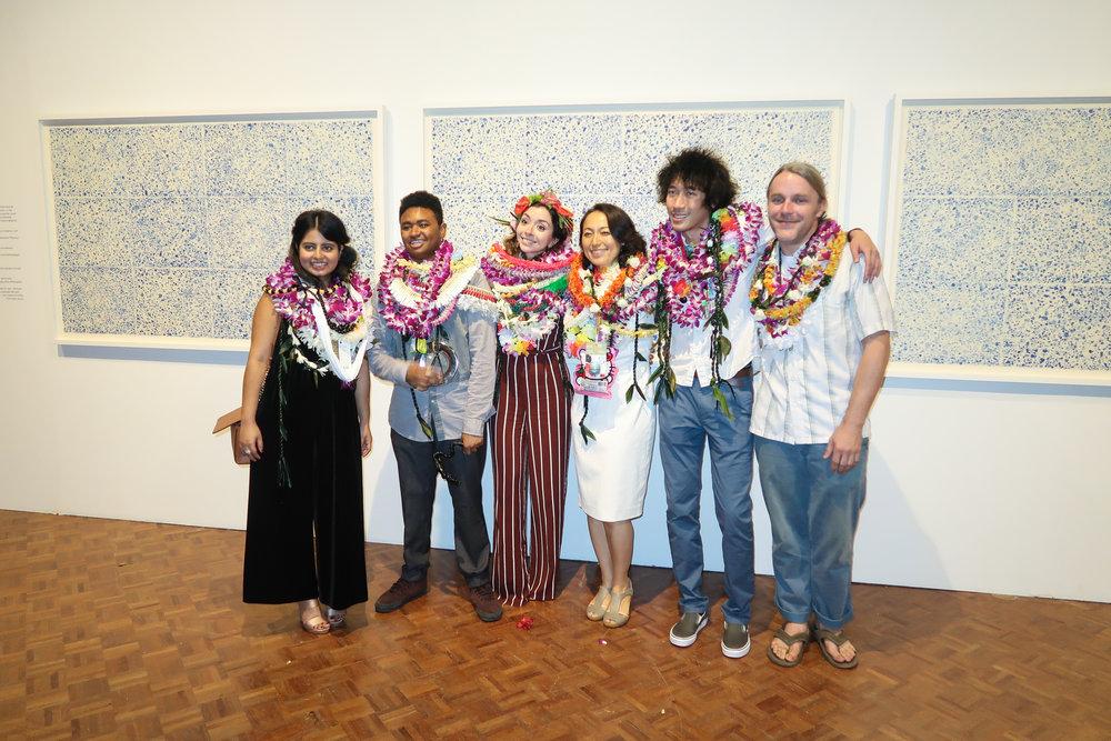 UH MFA Thesis Exhibition 2018