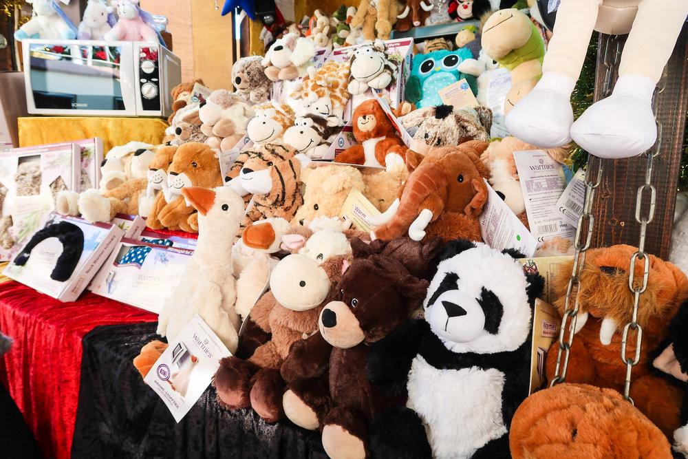 Rüdesheim Am Rhein Christmas Market Warmies Divine Tio