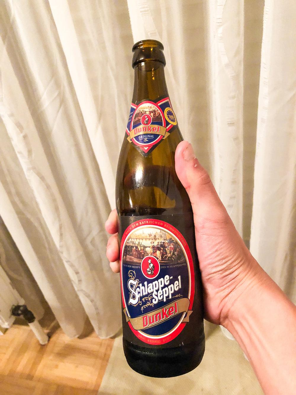 German Beer Atis Puampai Divine Tio