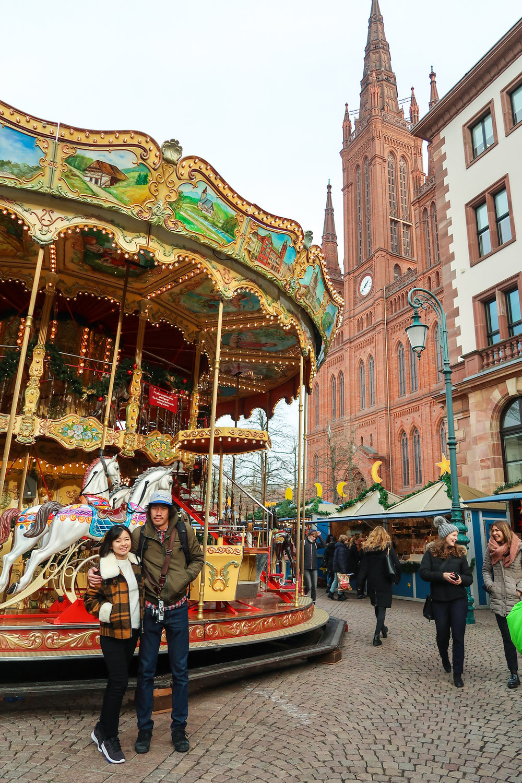 Wiesbaden Christmas Market Divine Tio