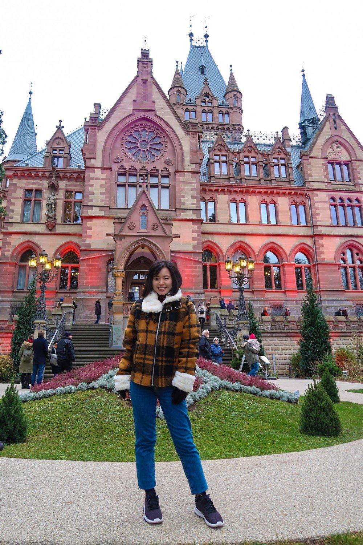 Schloss Drachenburg Christmas Market Divine Tio