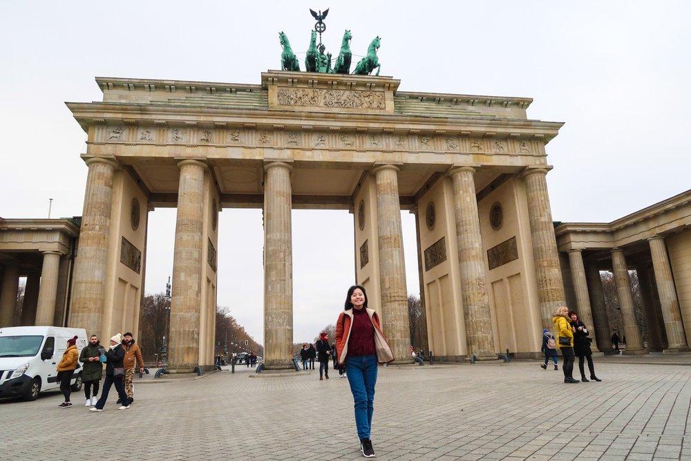 Brandenburg Gate Divine Tio