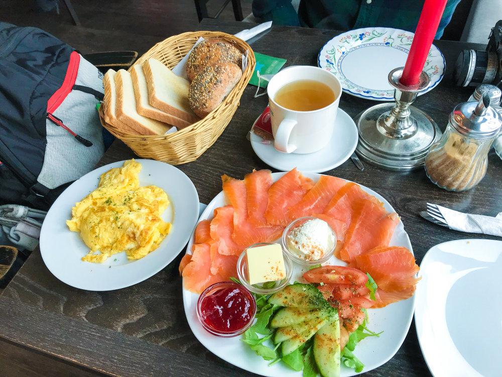 Berlin Scandinavian Breakfast Divine Tio