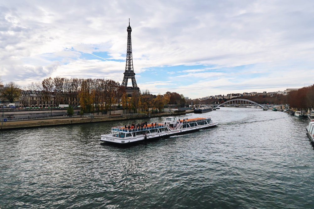 Eiffel Tower Paris France Divine Tio