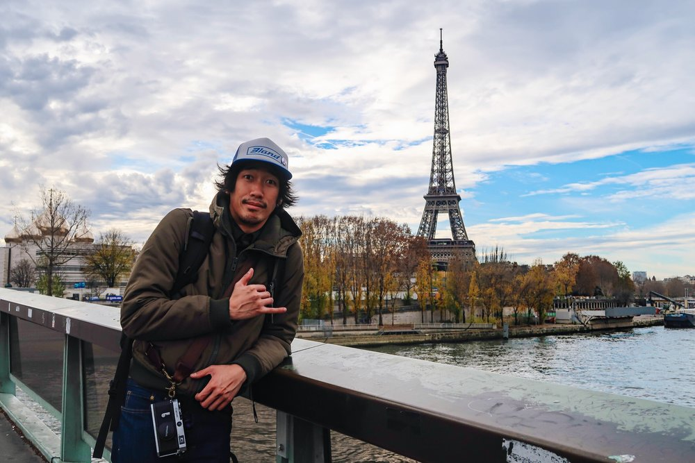 Eiffel Tower Paris France Atis Puampai Divine Tio